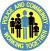 Police and Community Working Together logo